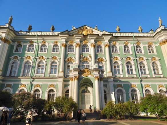 Hermitage Museum Winter Palace St Petersburg Russia