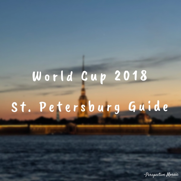 FIFA World Cup 2018 St Petersburg Russia