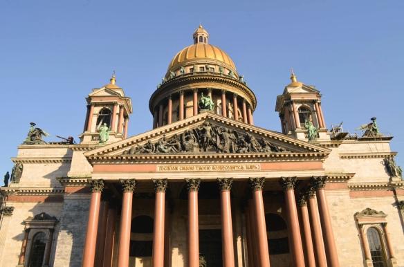 St Issac Russia St Petersburg